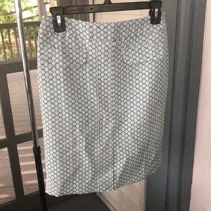 NWT Anne Taylor PETITE Skirt